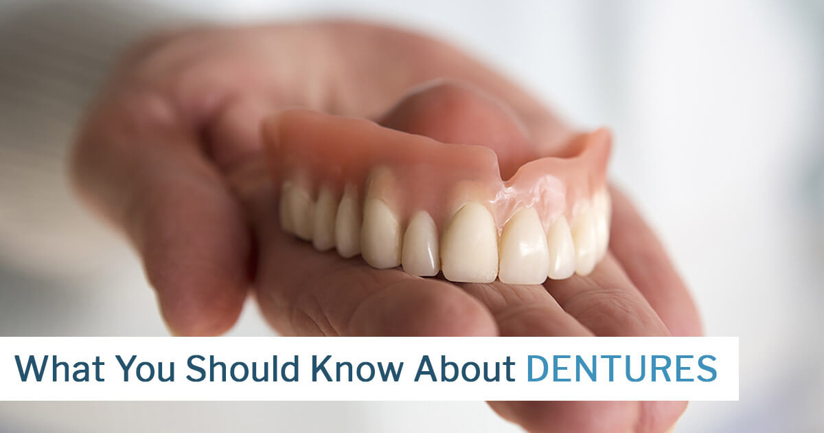 What You Should Know About Dentures
