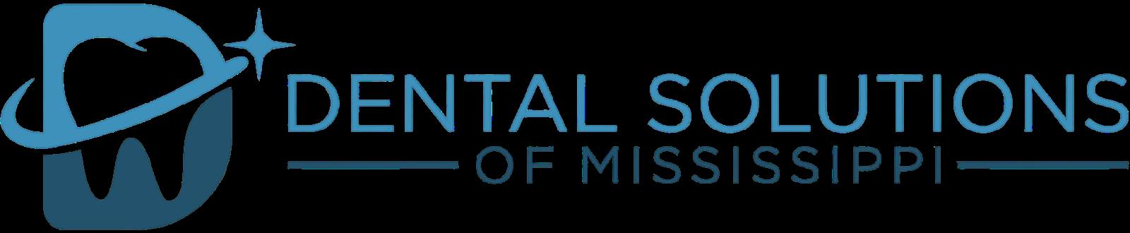 Dental solutions of mississippi logo