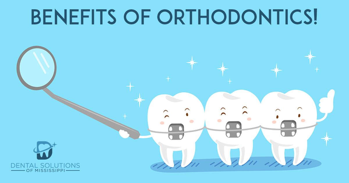 benefits of orthodontics