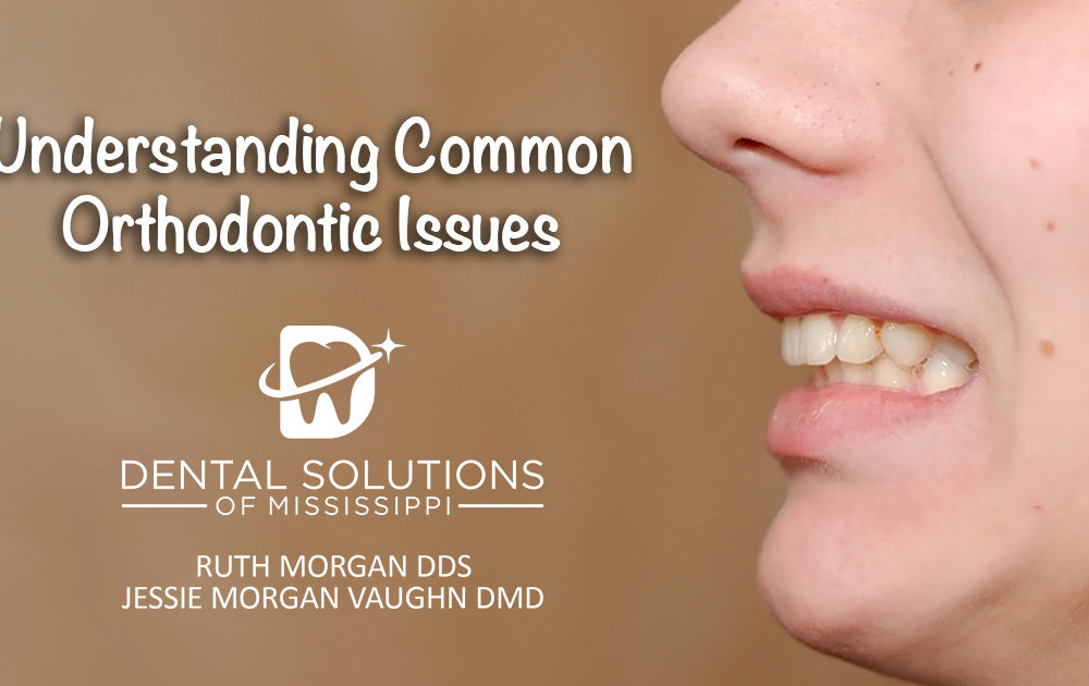 understanding common orthodontic issues