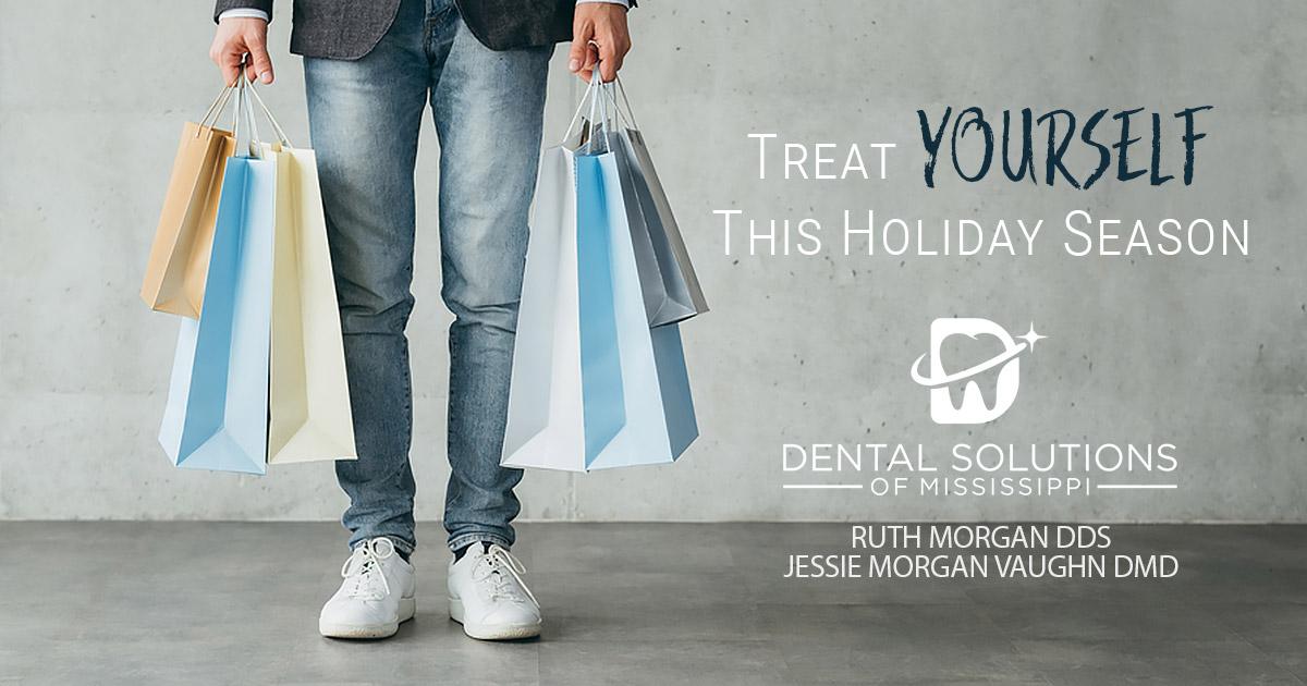 treat yourself this holiday season