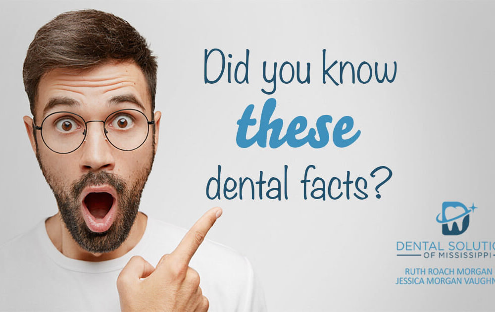 did you know these dental facts