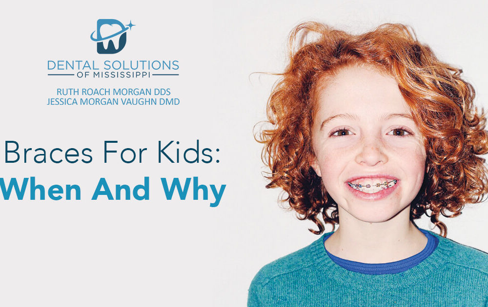 braces for kids: when and why